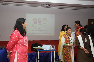 2019-05-29 CIE Session On 1.Understanding & Learning,2.Learning Spectrum