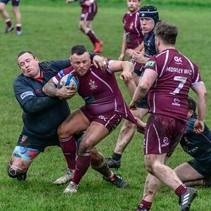 Morley RFC Saxons 2019-20