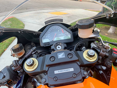 2007 Honda CBR1000RR Repsol 0 Mile on IMA