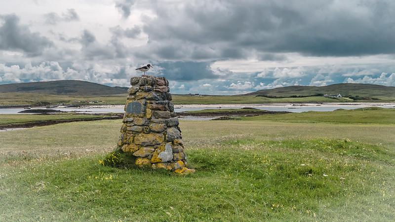 Beveridge monument