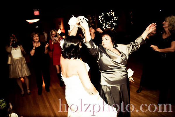 Sara and Jeremy Creative Wedding Photos
