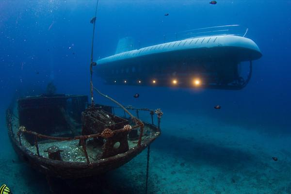 3874-Maui Snorkel and Sub Tour-Atlantis