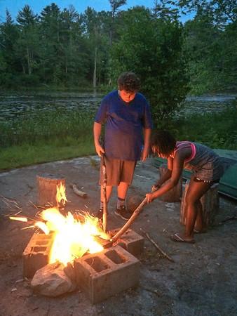 C.O.R.E. Overnight Camping