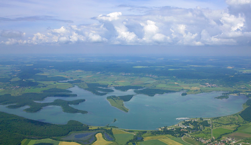 Full Madine Lake View