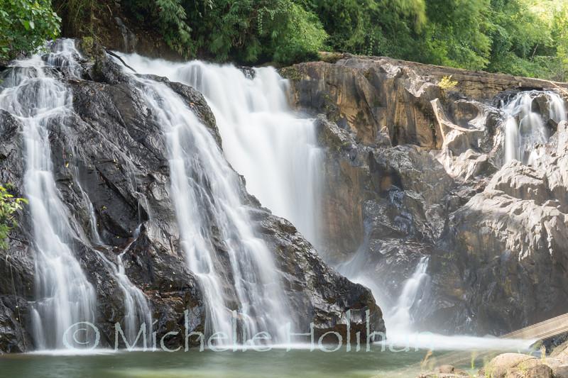 Maliwan Waterfall, Maliwan, Myanmar