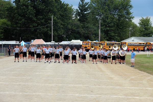 '19 Kenston High School Band at Band-O-Rama!