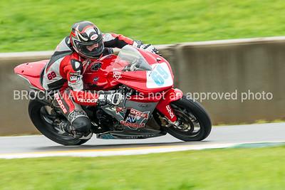 Moto America SuperSport 2nd Race