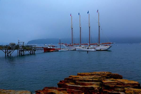 Maine-Travelogue