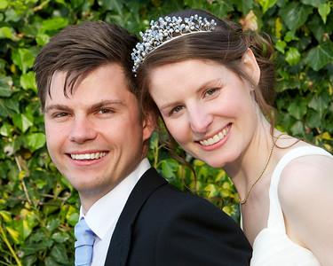 Lauren and Ed Johnson Wedding