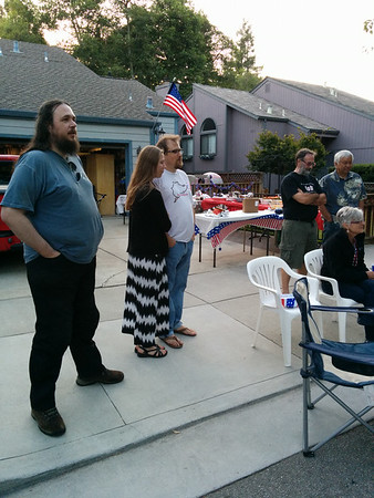 July 4th 2014 in Santa Cruz
