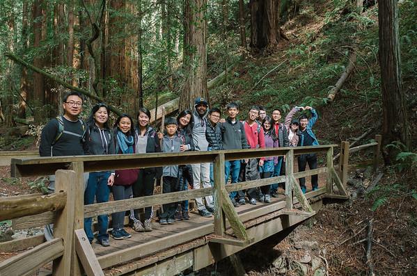 2018-02-24 IGSM Muir_Woods_Hike