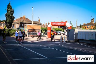 Cycle Swarm Norwich 2018 1730-1800