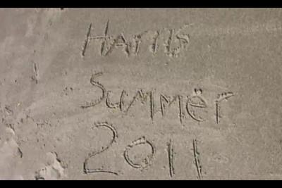 Harris summer visit