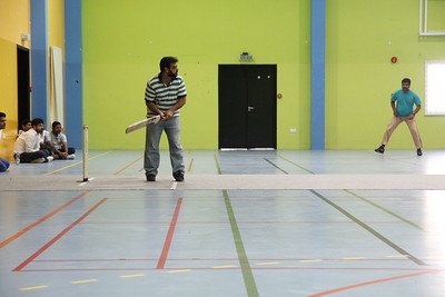 Staff Activities- Football n Cricket
