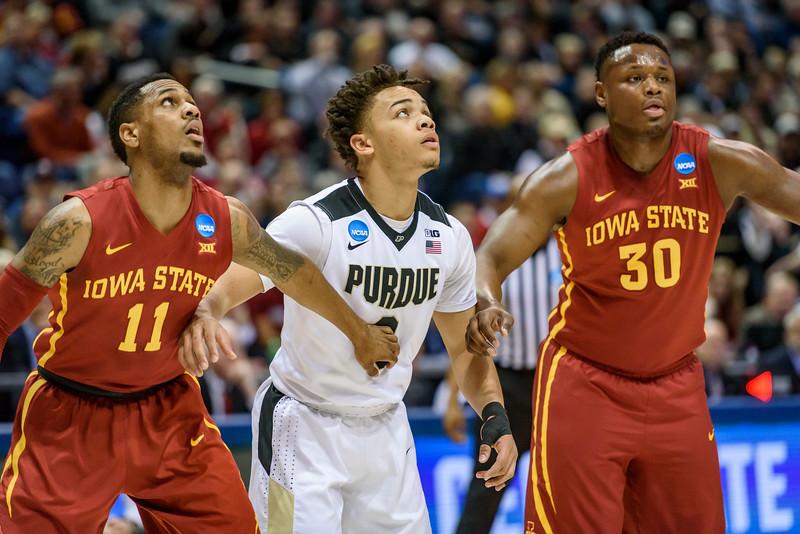 3/16/17 NCAA Tournament, Iowa State, Carsen Edwards