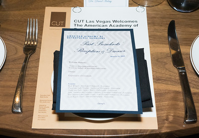 Past President Dinner - 25