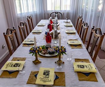 2019 Seder Meal