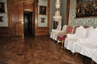 Passaus Neue Residenz - Von Pomp & Etikette