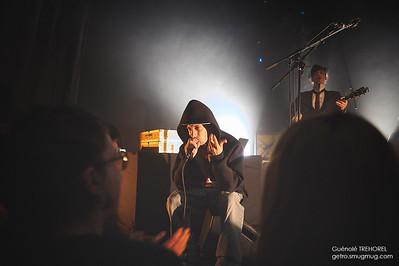Scarecrow à L'Antipode