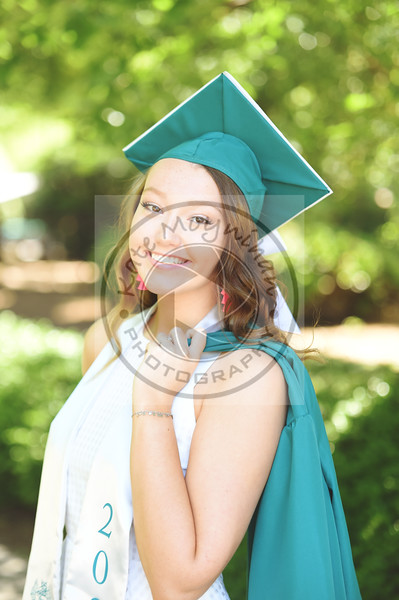 Holley Cap and Gown