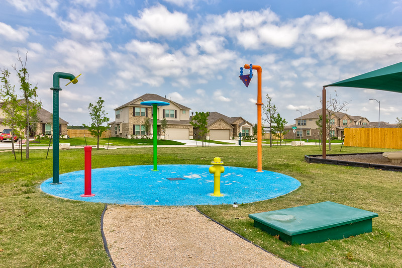 Neighborhood Park & Splash Pad