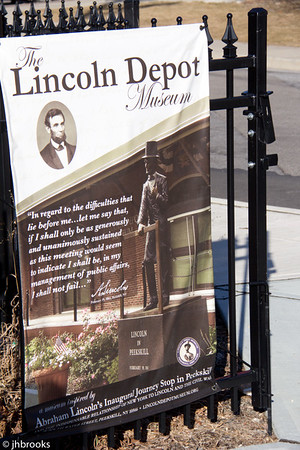 Lincoln Depot Museum