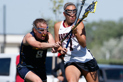 US Lacrosse Women's Collegiate Lacrosse Associates (WCLA): Santa Clara vs Michigan