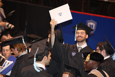 Jonathan's Graduation - YU
