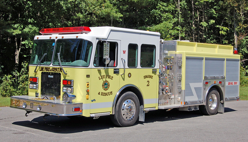 Engine 2  2004 Spartan/Marion  1250/1000
