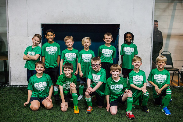 Indoor Soccer Feb 2018