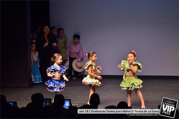 Festival de Teatro para Niños @ Teatro de La Luna | Sat, Jan 18