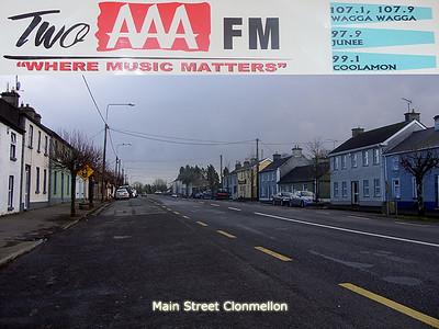 10/2/09 2AAA Stickers in Ireland!