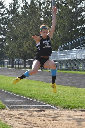 Girls Track vs. Morris & Yorkville