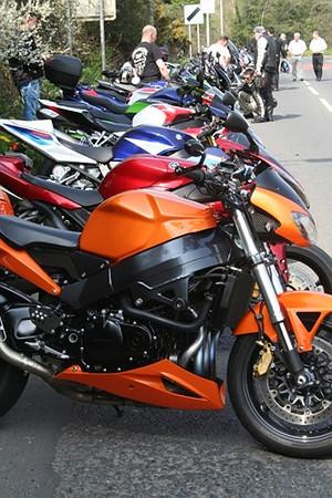 Fallen Heroes MCC Bike Safety Awareness Open Day - April 2011