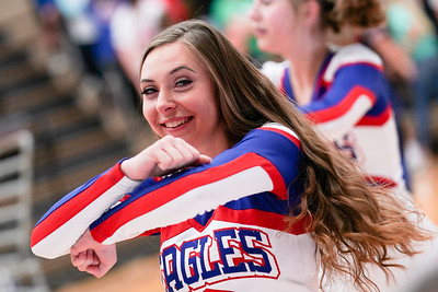 LB BBK Cheerleaders Pregame (2019-02-15)