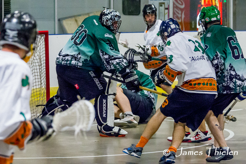 Playoffs, July 18, 2014 Okotoks Erratic vs Calgary Irish