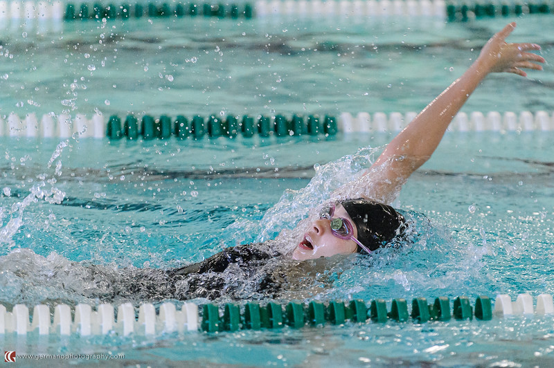 THS Swimming vs St Mary's Academy