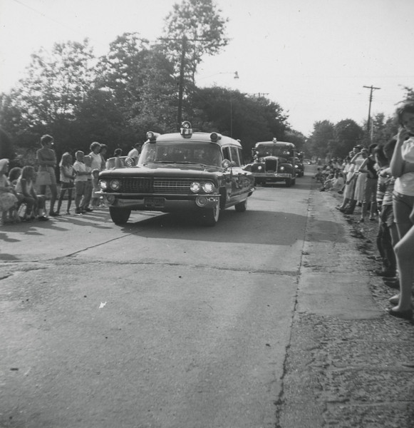 Beltsville Parade  July 1961