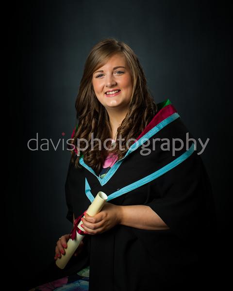 Jenny's Graduation Portrait