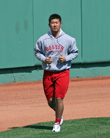 Red Sox, April 22, 2007