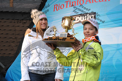 Whistler Cup 2012 - Sunday Awards