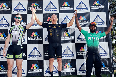 Merrick Bicycles Criterium Final Race--Podium