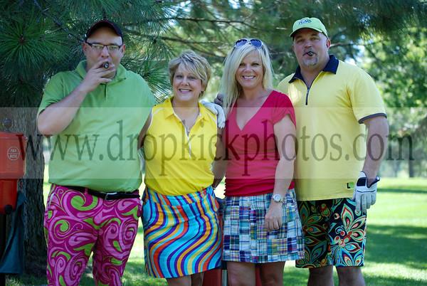 Team Photos - 2011 Golf Tournament
