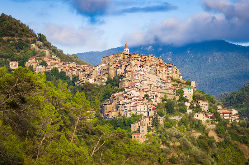 Apricale, Italy