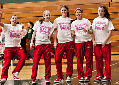Holy Redeemer at Wyoming Area JV Girls