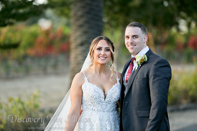 Palm Event Center Wedding Sara & Jeff 10-18-2019