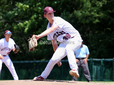 Reid Johnston 38 RHP, NC State