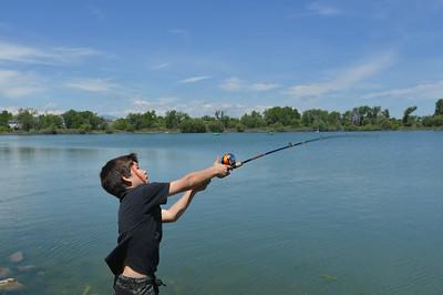 Fishing Derby at Waneka Lake Park