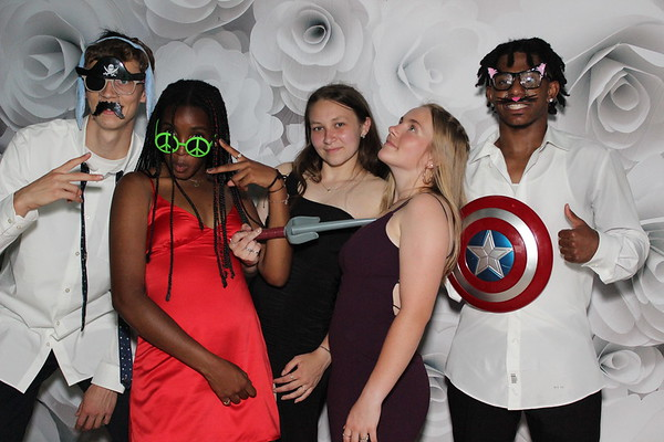 Prom Photo Booth