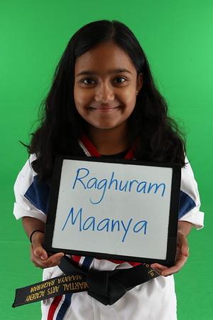Maanya Raghuram